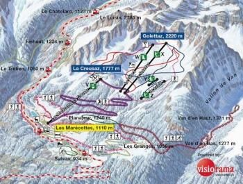 Chalet-Hôtel Aux Mille Etoiles – Ski