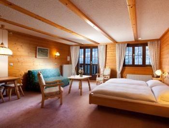 Chalet-Hôtel Aux Mille Etoiles – Double Superior Room
