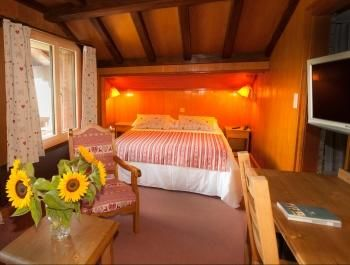 Chalet-Hôtel Aux Mille Etoiles – Junior Suite