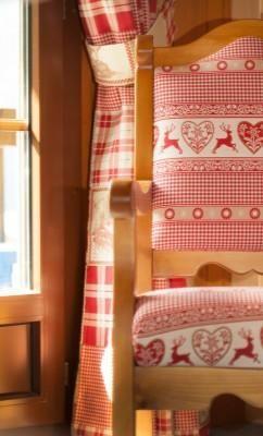 Chalet-Hôtel Aux Mille Etoiles – Kleines Doppelzimmer