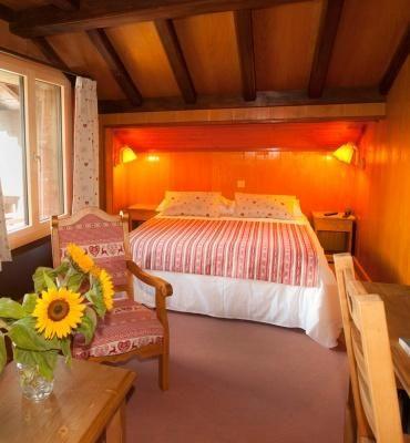 Chalet-Hôtel Aux Mille Etoiles – Superior-Doppelzimmer