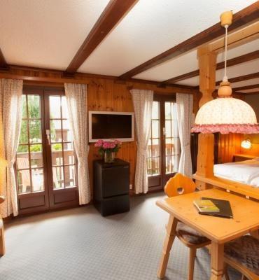 Chalet-Hôtel Aux Mille Etoiles – Junior-Suite